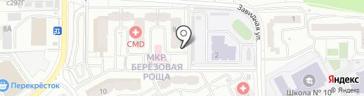 ДЭЗ №6 на карте Видного