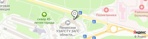 Пух и перья на карте Видного