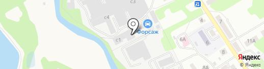 ЛИДЕР на карте Домодедово