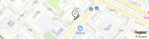 World Wide Gifts на карте Москвы