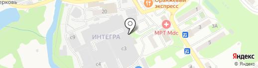 Передовые технологии на карте Домодедово