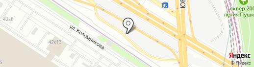 Fm-auto на карте Москвы