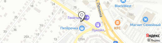 BeerLoga на карте Новороссийска