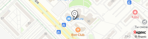 Faberlic на карте Мытищ
