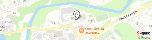 Регион Трейд на карте Домодедово