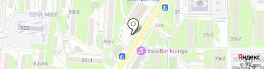 Пекарня на карте Мытищ