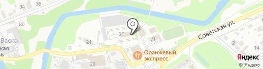 СтройБАЗАР на карте Домодедово