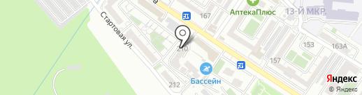 OZON.ru на карте Новороссийска