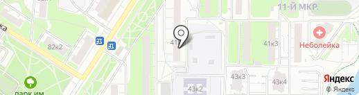 Ай`Корзинка на карте Мытищ