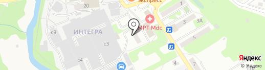 Сделай сам на карте Домодедово