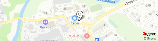 KAZETTA handmade на карте Домодедово