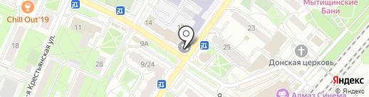 Floor Maxima на карте Мытищ