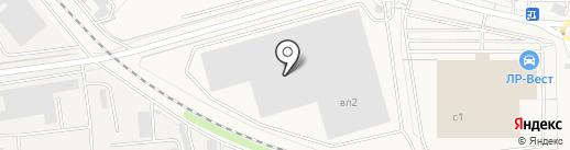 Титан Прометей на карте Совхоза имени Ленина