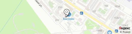 Greatfeel на карте Новороссийска