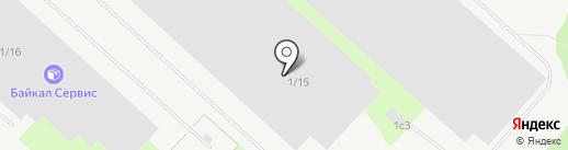 ТЛК Групп, ЗАО на карте Домодедово