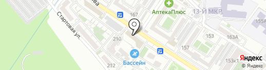 Лев МагиЛев на карте Новороссийска