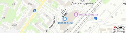 LOOK accessories на карте Мытищ