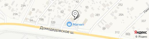 Atlas на карте Павловского