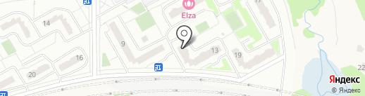 Салон-парикмахерская на карте Видного