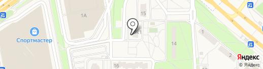 Совхоз имени Ленина+ на карте Совхоза имени Ленина
