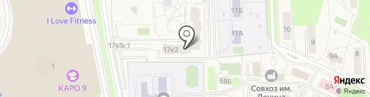 Таир на карте Совхоза имени Ленина