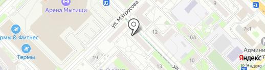 Агент.ру на карте Мытищ