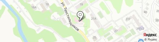 Видновская станция скорой медицинской помощи, ГБУЗ на карте Домодедово