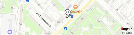 ГорЗдрав на карте Мытищ