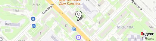 Банкомат, КБ МФбанк на карте Мытищ