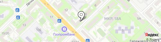 КирПул на карте Мытищ
