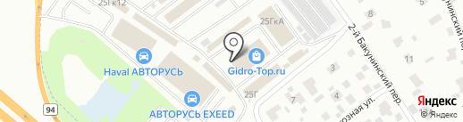 ВаннаКом на карте Мытищ