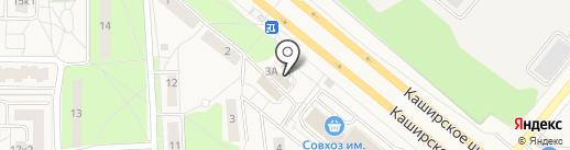 Автозапчасти на карте Совхоза имени Ленина