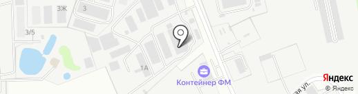 ТрансЕвроПак на карте Домодедово