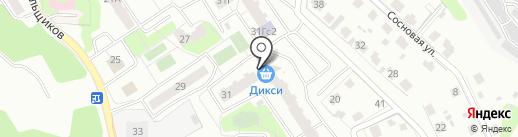 А+А на карте Домодедово