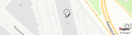 Атлант на карте Домодедово