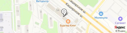 Casa Maria на карте Совхоза имени Ленина