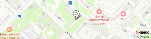 СДЭК на карте Мытищ