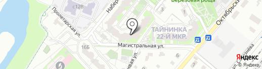 Перспектива на карте Мытищ