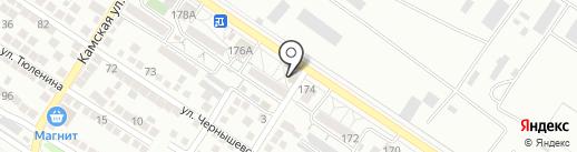 Profarmy на карте Новороссийска