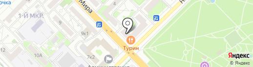 MOS-PERILA на карте Мытищ