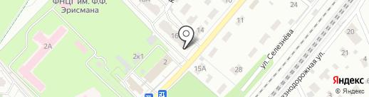 ProPrint на карте Мытищ