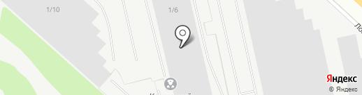 Интел Сервис на карте Домодедово