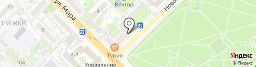 Банкомат, Сбербанк, ПАО на карте Мытищ