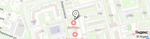 Фан Текстиль на карте Домодедово