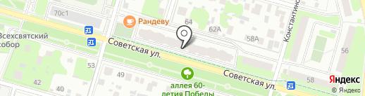 Здоровье на карте Домодедово