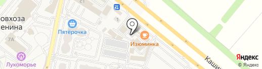 GasPoint на карте Совхоза имени Ленина