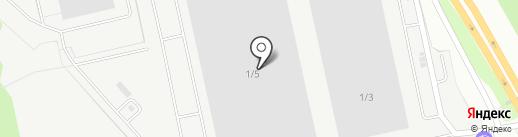 AR Carton на карте Домодедово