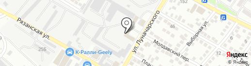 Справочная по товарам, услугам и организациям на карте Новороссийска
