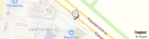 Qiwi на карте Совхоза имени Ленина