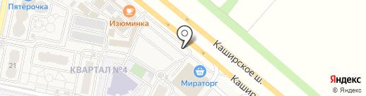 Магазин товаров для сада на карте Совхоза имени Ленина